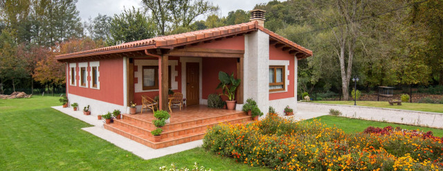 Casas prefabricadas rusticas economicas