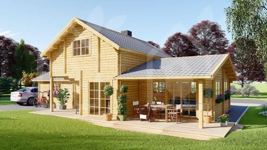 casa prefabricada de madera precio