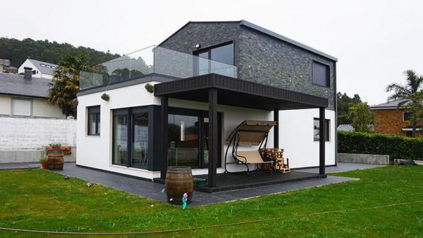 precio de una casa prefabricada de acero